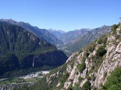 #Avegno - Vista da Scaladri | View from Scaladri | Aussicht von Scaladri #Vallemaggia #Tessin #Ticino