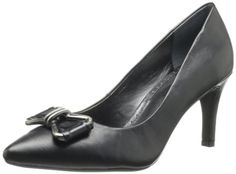 Adrienne Vittadini Footwear Women's Cazenovia Pump,Black,7.5 M US * This is an Amazon Associate's Pin. Detailed information can be found on Amazon website by clicking  the VISIT button.