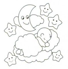 Great drawing for applique