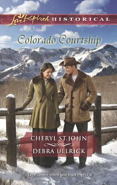 Colorado Courtship: Winter of Dreams\The Rancher's Sweetheart (Love Inspired Historical) by Cheryl St.John http://www.amazon.com/dp/B009NEEV1I/ref=cm_sw_r_pi_dp_jrKRwb09H6GWV