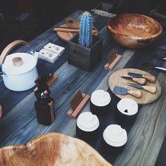 Voyager Shop / Jennifer Chong @jchongdesign on #instagram