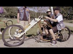 Extreme cycling club - custom bicycle organization - What is Chopaderos - YouTube