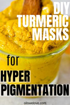 Looking for a natural remedy for dark spots? Try Turmeric. How to get rid of hyperpigmentation on face with Turmeric Brown Spots On Skin, Lighten Dark Spots, Brown Spots On Face, Skin Spots, Lighten Skin, Brown Skin, Turmeric For Face, Turmeric Face Mask, Turmeric Facial