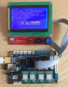 Cohesion3D Mini Board with LCD