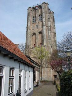 Vuurtoren van Goedereede Goedereede, Zuid-Holland, 1467-1512 (Vuurtoren sinds 1552) (Gedoofd 1924)
