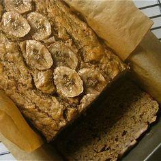 Banana Bread (Sugar and Oil Free!)