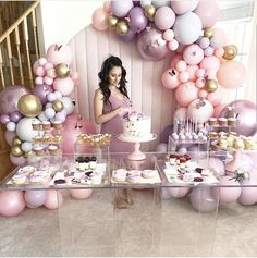 Pinterest Decoracion Baby Shower.94 Best Ballons Images In 2019 Balloon Decorations