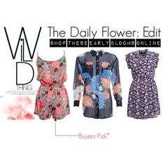 """The Daily Flower: Edit"""