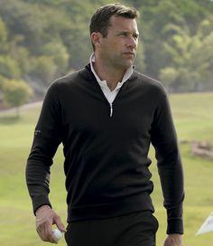 Glenmuir Oban Zip Neck Sweater