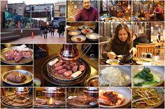 เที่ยวเกาหลี สไตล์ ลุงเด้ง ป้าไก่: ร้านอาหาร สุดอร่อยในเกาหลี : Dining in Korea