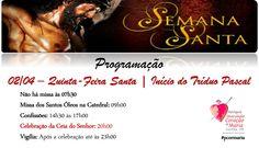 Quinta-Feira Santa - 02/04