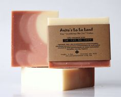 LA VIE en ROSE soap