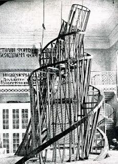 Tatlin's Tower - Vladimir Tatlin