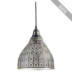 Cyan Design Rustic York Pendant Lamp