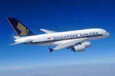 Singapore Airlines Airbus A380, Flüge mit Singapore Airlines www.flugladen.de
