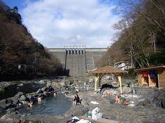 湯原温泉|Okayama Yubara Hot spring