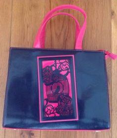 Borsa-Vendula-London-afferra-blu-marino-rosa