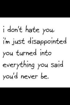 For my Ex