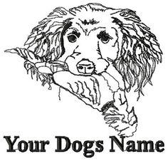 Personalized BOYKIN SPANIEL Embroidered Dog Breed T-shirt  - Size 2x to 4x #HanesorPortCompany #ShortSleeveCrewneckTshirt