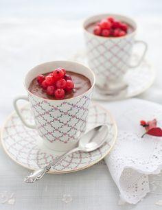 Chocolate Mousse. #mesadedoces  #shopfesta