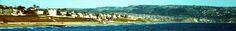 Old Redondo Beach coastline photo.