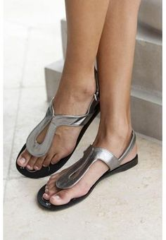 horseshoe sandals