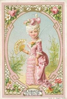 little marie.  I guess dressing little girls up like little women didn't start with pageants, huh?