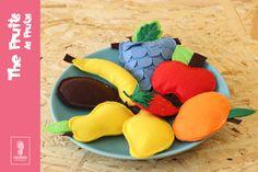Learning and Education Toy The Fruitas | Brinquedo Educativo As Frutas, A utilização deste brinquedo educativo beneficia o desenvolvimento e aprendizagem.
