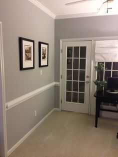 Sherwin william gray screen new home decor pinterest for Grey interior paint