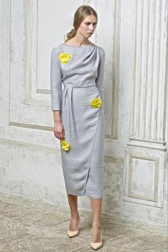 taas hall kleit - selle sügise lemmik