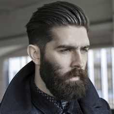 33 Beard Styles For 2016 - Men's Hairstyles and Haircuts