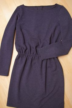 MONAfaktura: Moja pierwsza dres dress :)