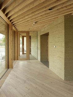Vogelwarte in der Schweiz von :mlzd / Lehm und Holz - Architektur und Architekten - News / Meldungen / Nachrichten - BauNetz.de