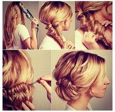 Smukt hår | Sarah Louise