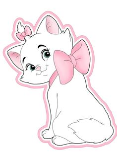 I made another fanart of Marie from The Aristocats I know.. the eyebrows doesn't look so good, I'll change them when I have time.. (I always say that, haha) Hope you like it^^