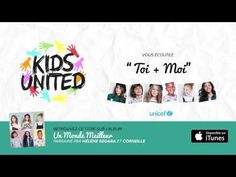 KIDS UNITED - Toi + Moi (Audio officiel) - YouTube