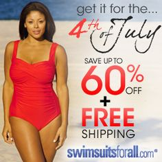 Plus Size Swimwear / Curvy Swimsuit Plus Size Bikini, Plus Size Swimwear, Pink Bandeau Bikini, Bardot Bikini, Chic And Curvy, Halter Swim Top, Positive Body Image, Mix And Match Bikini, Curvy Swimwear