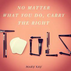 TOOLS!! #marykay