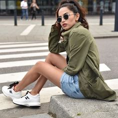 Stunningly sophisticated Diipa Khosla wearing #HOGAN #Interactive #HoganClub #sneakers  Join the #HoganClub #lifestyle and share with us your @hoganbrand pictures on Instagram