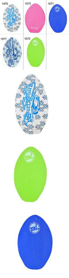 Skimboards 155141: 35 Inch Medium Deluxe Wood Skimboard W Eva Traction Pad For X-Grip -> BUY IT NOW ONLY: $49.9 on eBay!