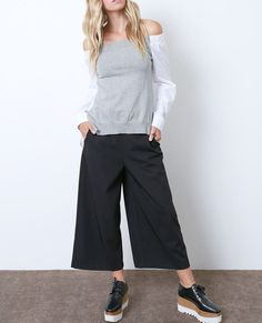 Talk About You Culottes