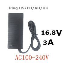 16.8V3A 16.8V 3A lithium li-ion battery charger for 4 series 14.4V 14.8V lithium li-ion polymer battery pack good quality #Affiliate