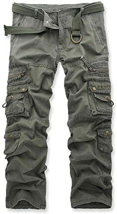 online shopping for Men's Cotton Casual Cargo Pants Camo Combat Work Pants 8 Pocket from top store. See new offer for Men's Cotton Casual Cargo Pants Camo Combat Work Pants 8 Pocket Slim Fit Cargo Pants, Cargo Pants Men, Slim Fit Chinos, Work Pants, Men's Pants, Camouflage T Shirts, Rugged Style, Mens Sweatpants, Fashion Pants
