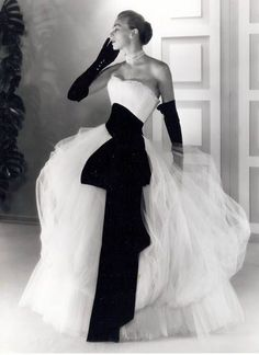 1950s dress by Irene.