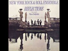New York Rock & Roll Ensemble - Music Composed By Manos Hadjidakis - Reflections - Atlantic -Vinyl, LP, Album, Repress Greece by SkandiRetroMusic on Etsy