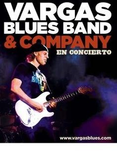 Vargas Blues Band and Company