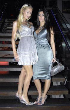 16 Photos of Paris Hilton and Kim Kardashian's Friendship That You Definitely Forgot About