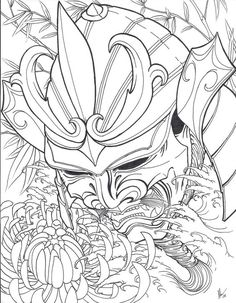 samurai head flash by xcjxedge on deviantART
