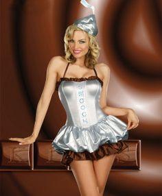 Chocolate Smooch_Halloween Costume_EWC