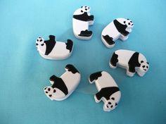 Yep, panda paper clips.